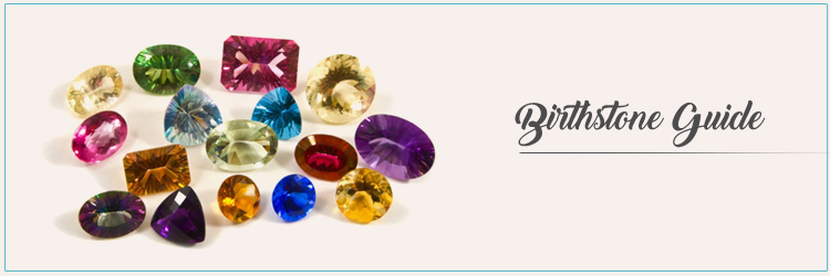 Birthstone Guide at Quality Jewelers