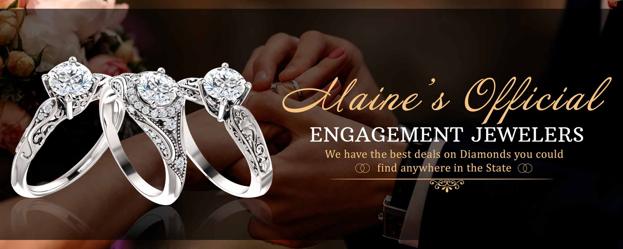 Engagement Sale From Quality Jewelers
