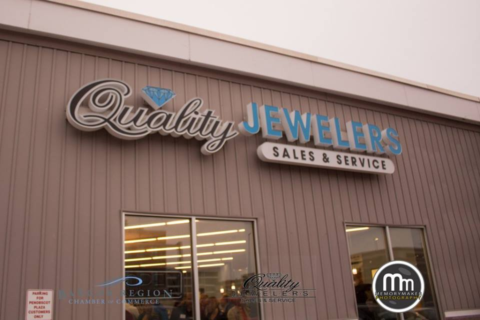 Quality Jewelers Store In Banglor, Me